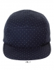 Taylor Cap French Navy/White