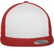 6006W Classic Trucker Red/W/Red