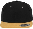 6089BT Boots Suede Snapback