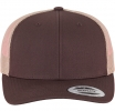 6606T  Retro Trucker 2-Tone Brown/Khaki