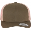 6606T  Retro Trucker 2-Tone Moosgreen/Khaki