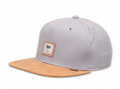 Djinns Snapback Cap 10oz Canvas Grey