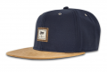 Djinns Snapback Cap 10oz Canvas Navy