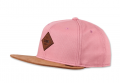 Djinns Snapback Cap Canvas Rose