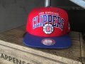 Clippers Red Blue Snapback