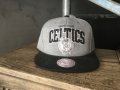 Boston Celtics Logo Grey