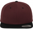 6089MT MAROON/BLACK